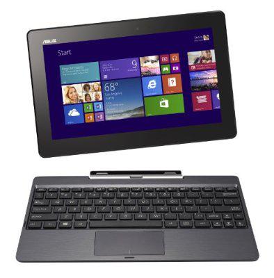 "PC portable 10.1"" Asus Transformer Book Version 1Go T100TAF-BING-DK001B Gris (avec ODR 50€)"