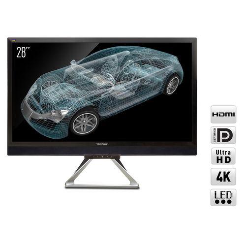 "Ecran PC 28"" ViewSonic VX2880ml - LED 4K 30Hz"