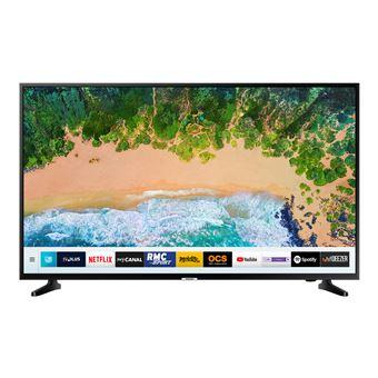 tv led 50 samsung ue50nu7025 uhd 4k hdr smart tv. Black Bedroom Furniture Sets. Home Design Ideas
