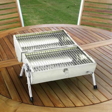 Barbecue à charbon de bois LBH 1032A