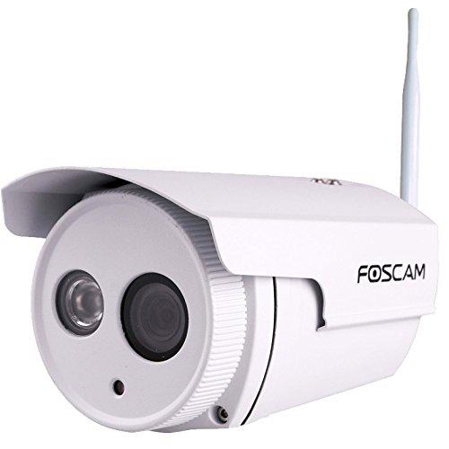 Caméra IP extérieure Wifi, HD 720p, Infrarouge Foscam FI9803P