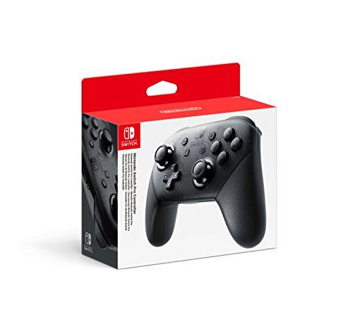 Manette Nintendo Switch Pro (vendeur tiers)