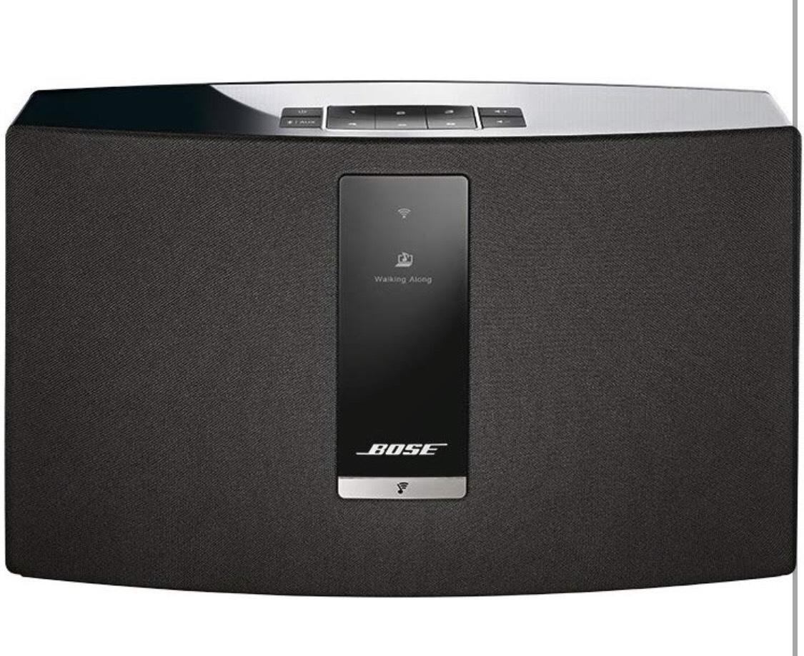 Enceinte Wi-FI Multiroom Bose SoundTouch 20
