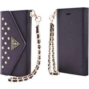 Etui Guess Clutch Collection Studded pour iPhone 5/5S