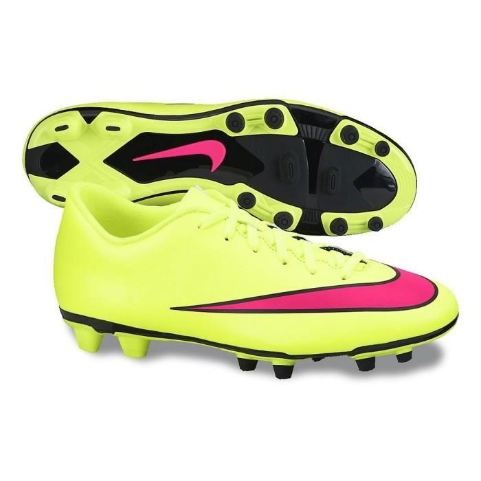 Chaussures de Football Nike Mercurial Vortex 2 FG pour Homme (Taille 42 ou  42.5) 1667e404cbc2