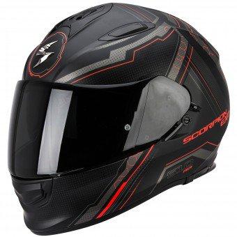 Sélection d'équipement moto en réduction - Ex: Casque Scorpion Exo 510 Air sync
