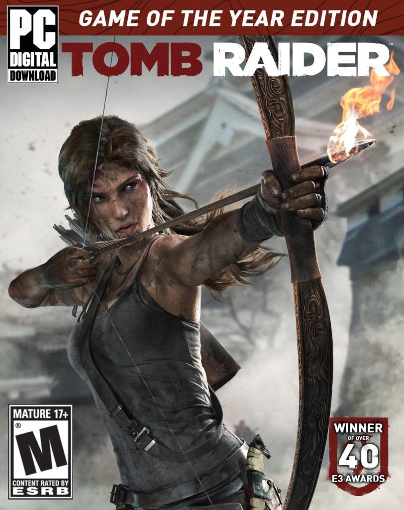 Tomb Raider Game of the Year (dématérialisé) sur PC