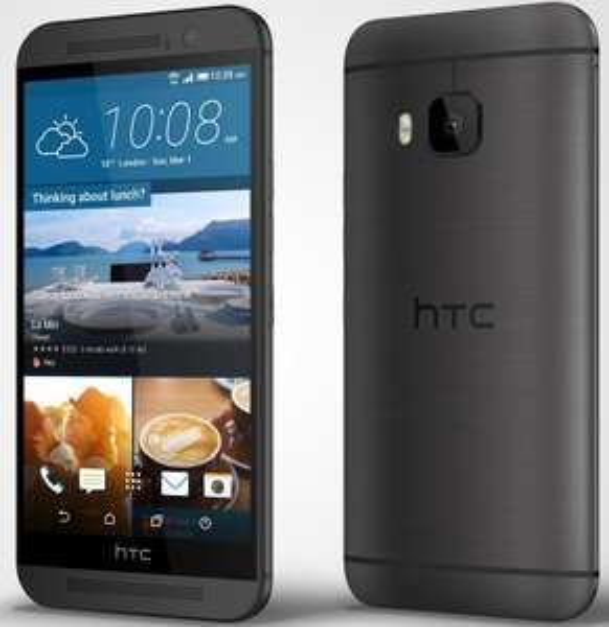 "Smartphone 5"" HTC One M9 - 32 Go (via ODR 50€)"