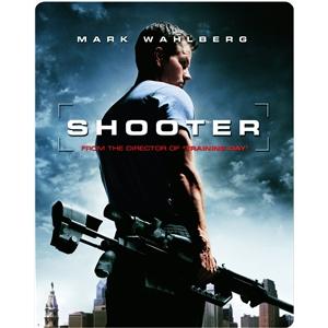Shooter - Tireur d'élite Blu-ray, Version Steelbook