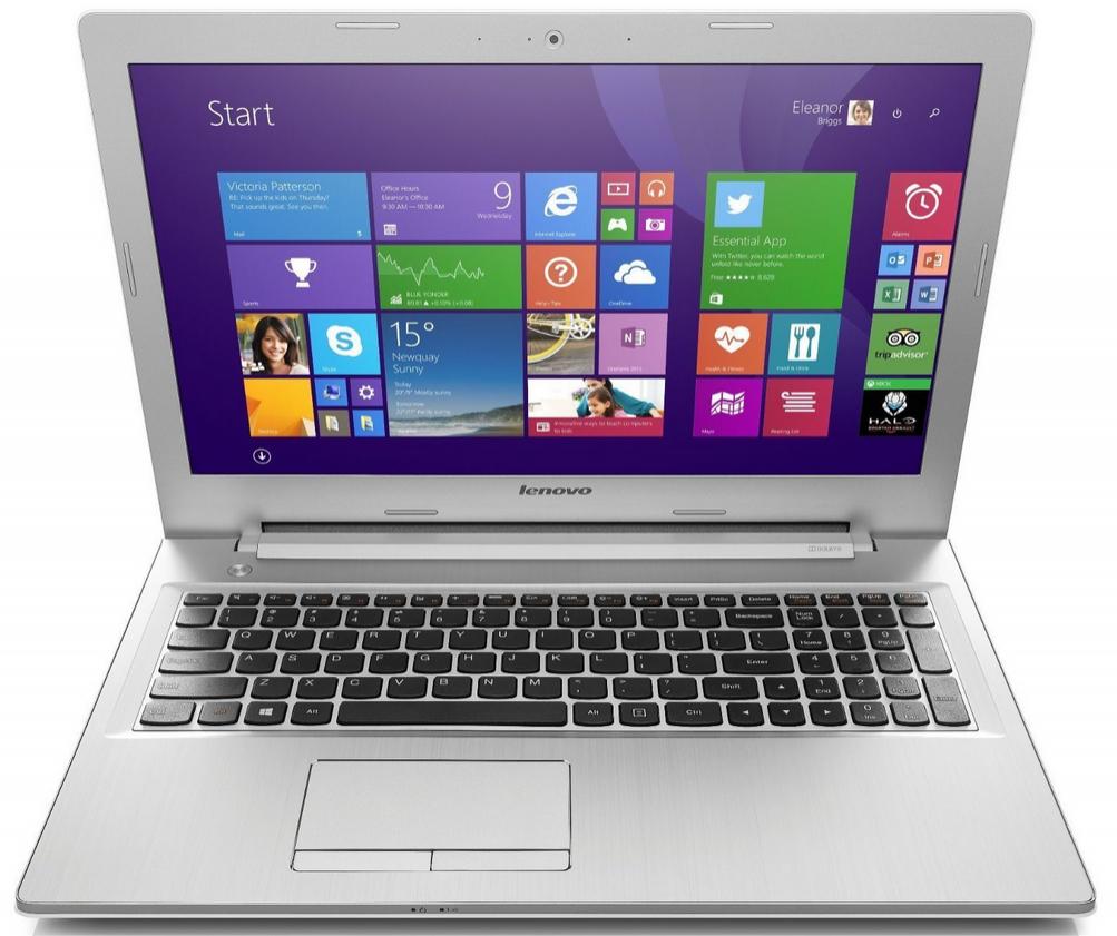 """PC Portable 15"""" Lenovo Z50-70 (Intel Core i5, 8 Go de RAM, Disque dur 1 To, Windows 8.1)"""