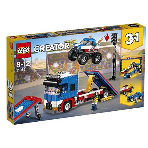 Jeu Lego creator 31085 - Le spectacle des cascadeurs