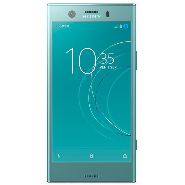 "Smartphone 4.6"" Sony Xperia XZ1 Compact - 32 Go, bleu"