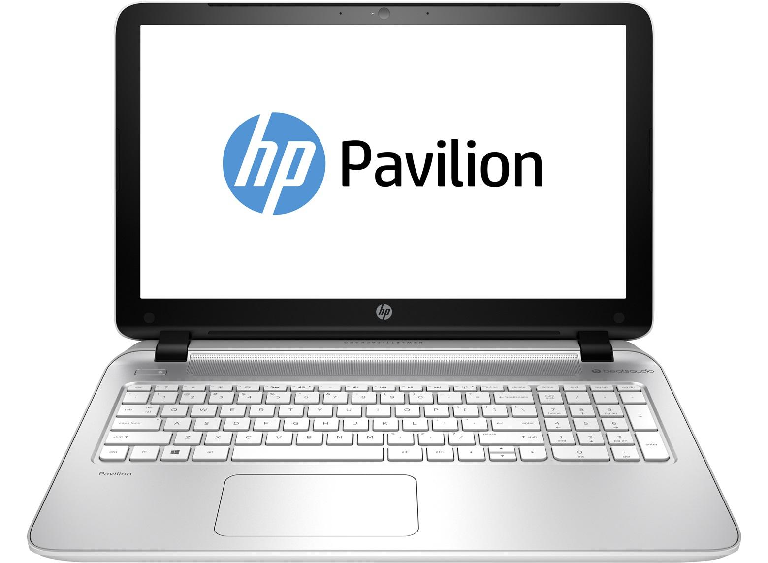 """PC portable 15.6"""" HP Pavilion 15-P215NF - AMD Quad-Core A10 7300, 4 Go RAM, 1 To (avec ODR 50€)"""