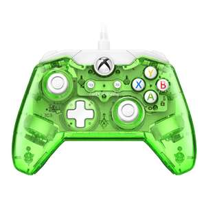 Manette filaire Rock Candy Xbox One - Vert