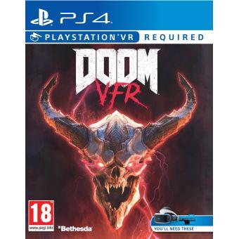 Doom VFR PS4 VR sur PS4 (Vendeur tiers)