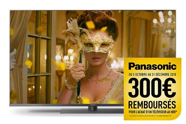 "TV 75"" Panasonic TX75FX780E - 4K UHD (via odr 300€) - Mommenheim (67)"