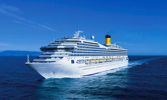 Sélection de Croisières  4 ou 5 nuits en Méditerranée en pension complète avec spectacles