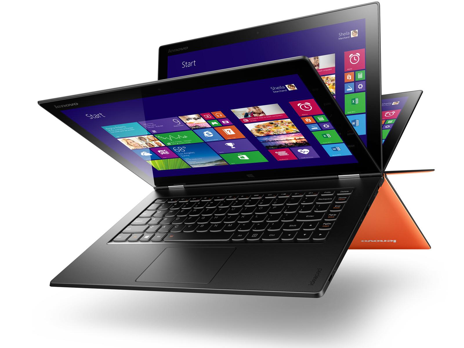 """PC Lenovo 13.3"""" Lenovo Yoga 2 - i3 4030U, 4 Go RAM, 500 Go (avec ODR TVA)"""