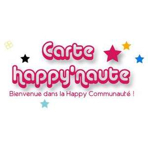 Carte Happy'naute