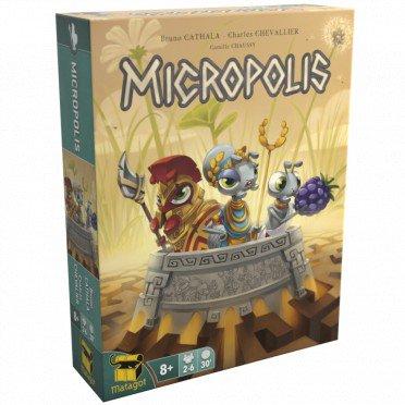 Jeu de société : Micropolis
