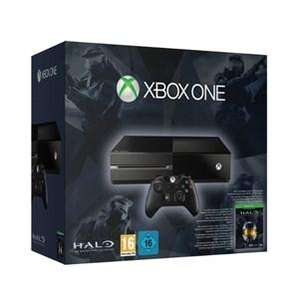 Pack console Xbox One Halo : The Master Chief Collection + GTA V + Carte Xbox live Max