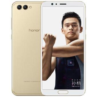 "Smartphone 5.99"" Honor View 10 - Full HD+, 6 Go de RAM, 64 Go de ROM, Or, Sans B20 (ROM anglais/chinois - Vendeur Tiers)"