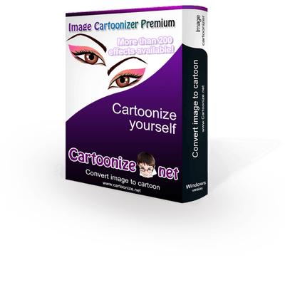 Logiciel Image Cartoonizer Premium gratuit