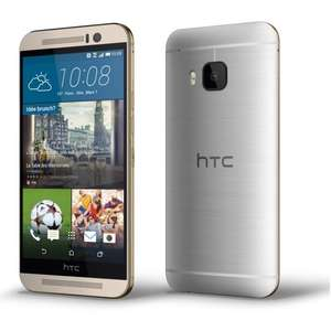 """Smartphone 5.5"""" HTC One M9 Argent (ODR 70€)"""