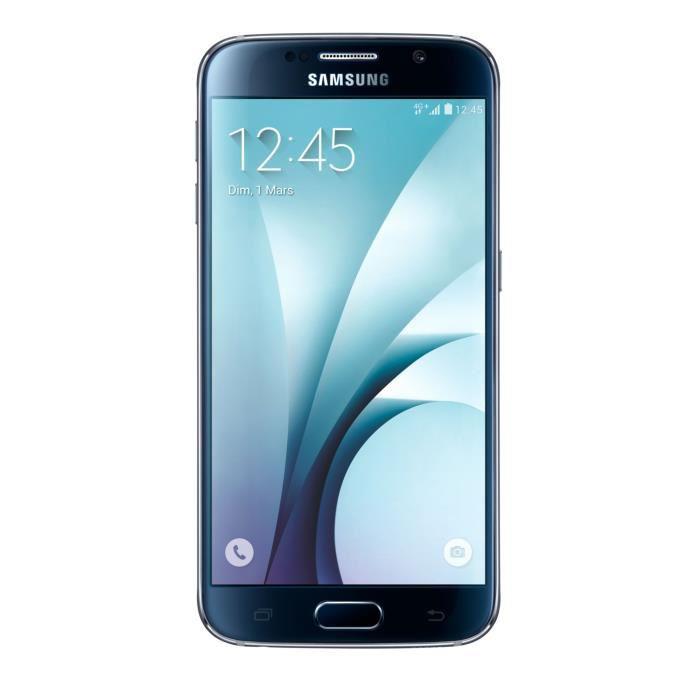 "Smartphone 5.1"" Samsung Galaxy S6   - 32Go"