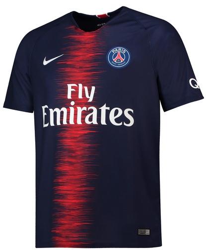 Maillot de match domicile Stadium Paris Saint Germain 2018-2019