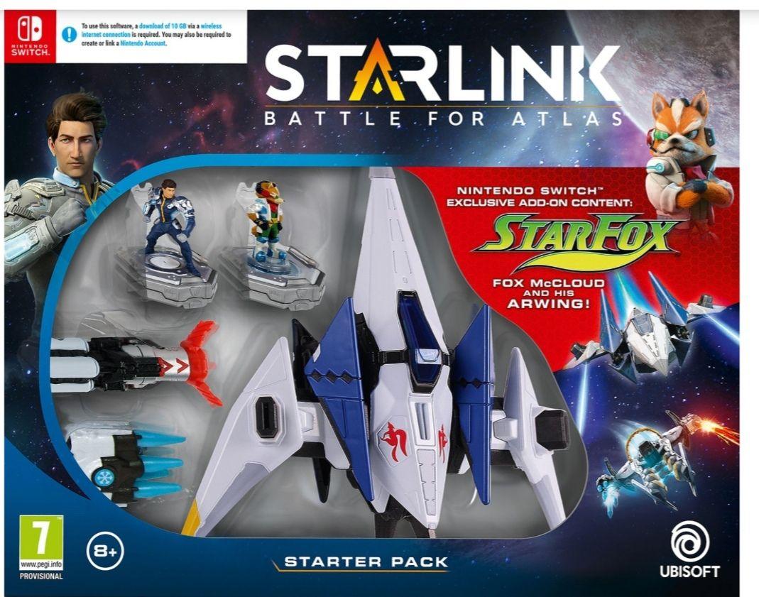 Pack de démarrage Starlink: Battle for Atlas sur Nintendo Switch / PS4 / Xbox One