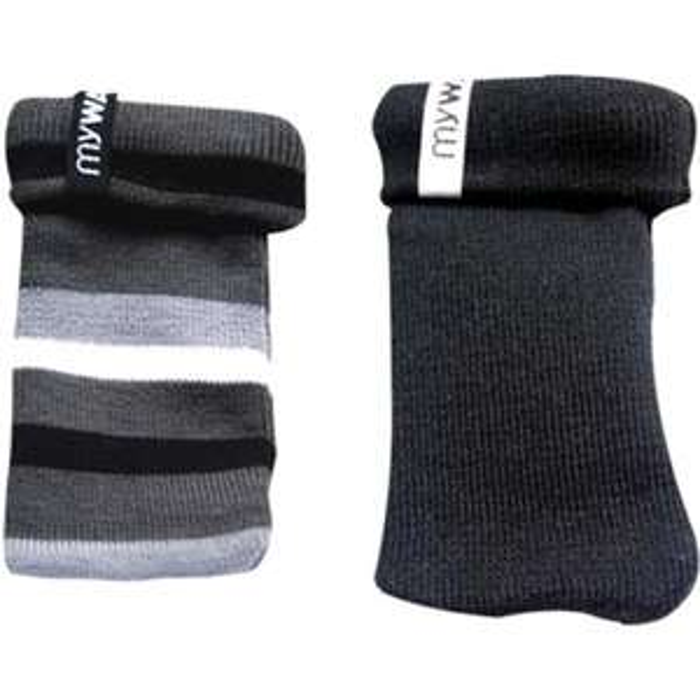 Lot de 2 mini chaussettes universelles My Way