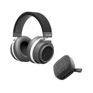 Pack casque audio sans fil + Enceinte bluetooth Blaupunkt BLP1700