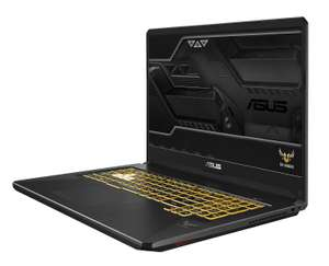 pc portable gaming 17 3 asus tuf765gm ew032t full hd 144hz i7 8750h ram 8go 1to ssd. Black Bedroom Furniture Sets. Home Design Ideas