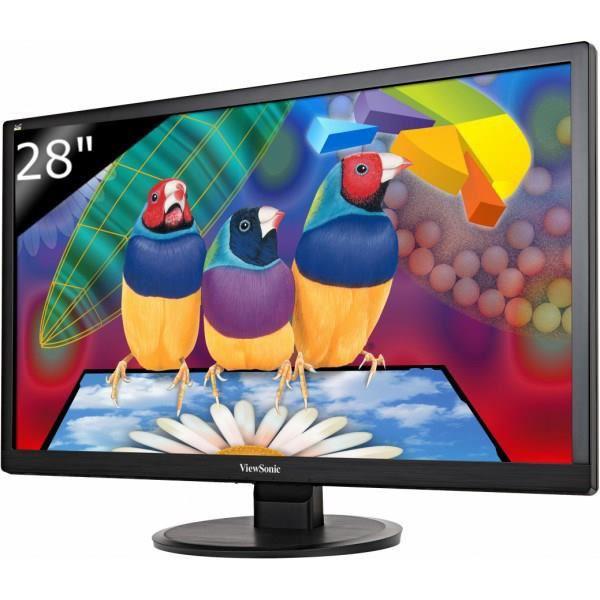 """Ecran LED 28"""" ViewSonic VA2855Smh Full HD"""