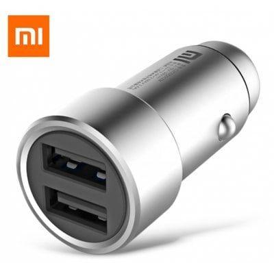 Chargeur allume-cigare Xiaomi (36W) - 2 Ports USB-A (Entrepôt EU)