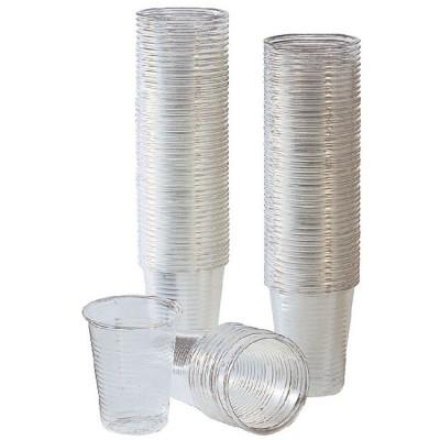 Sélection de produits jetables pour l'été - Ex: Lot de 100 gobelets jetables