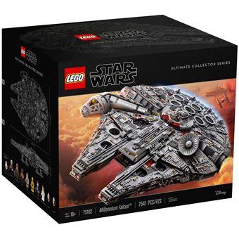 LEGO Star Wars 75192 - Millennium Falcon (7541 pièces)