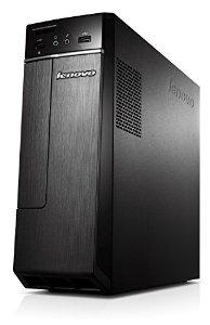 Unité centrale Lenovo H30-00 - Noir (Intel Celeron, 4 Go de RAM, disque dur 500 Go, Windows 8.1)