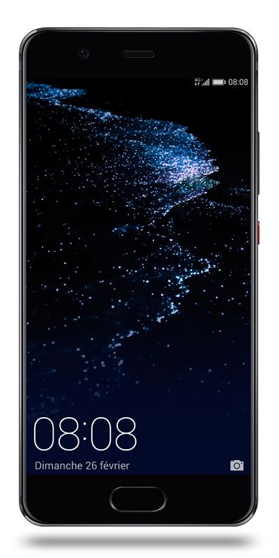 """Smartphone 5.1"""" Huawei P10 (64 Go de ROM, 4 Go de RAM, Noir) + Caméra Huawei 360°"""