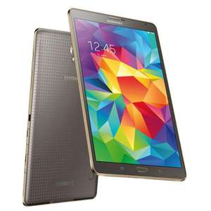 Tablette Samsung galaxy tab S 8.4 brown/white en magasin