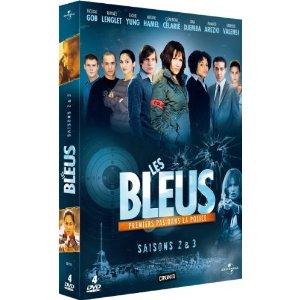 Les bleus : premiers pas dans la police, coffret DVD des saisons 2 et 3