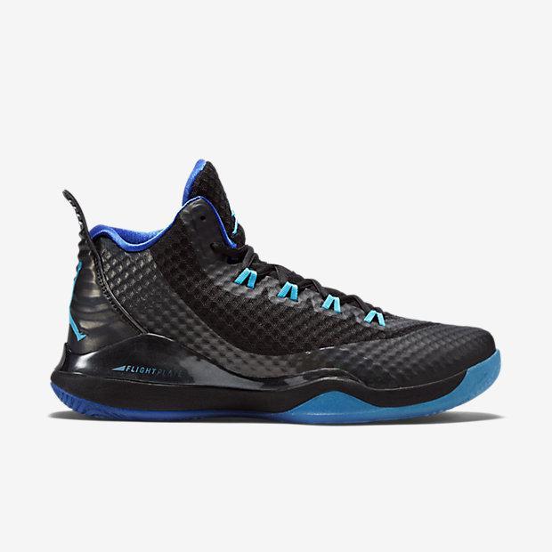 Paire de chaussure de Basket Nike Jordan Super.Fly 3 PO