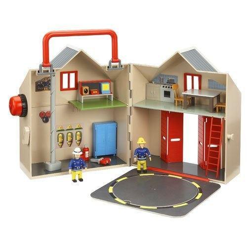 Grande Caserne de Pompier Sam