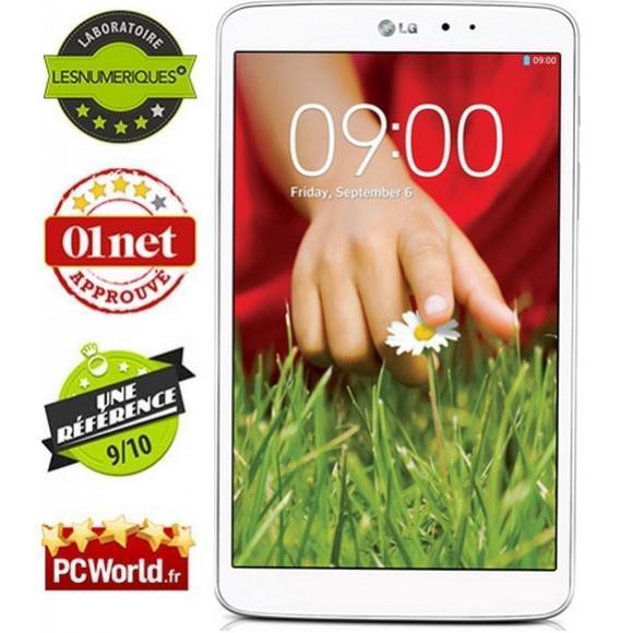 "Tablette 8,3"" LG G Pad V500 16 Go  WiFi"