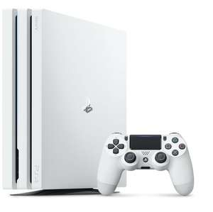 Console Sony PlayStation 4 Pro (1 To) - Blanc