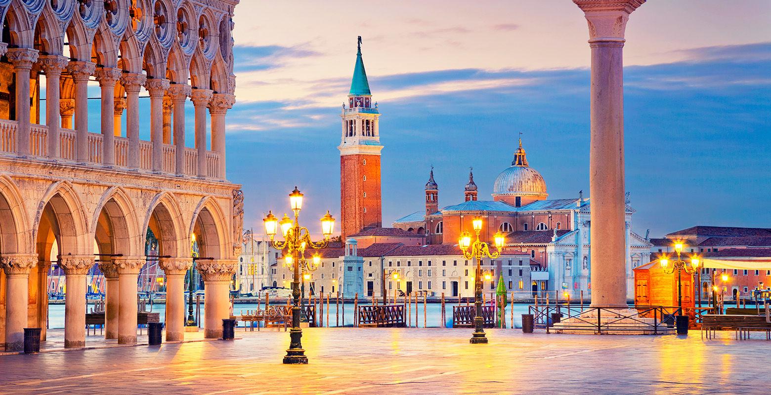 Séjour 3 jours / 2 nuits à l'hôtel 3* Marconi dans Venise (petit-déjeuner) au départ de plusieurs villes, à partir de 112.5€ par personne