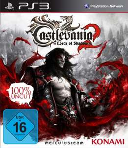 Jeu Castlevania: Lords of Shadow 2 sur PS3