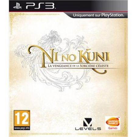 [PRECO] Ni No Kuni : la Vengeance de la Sorcière Céleste (PS3)