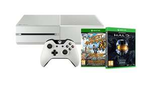 Console Xbox One édition Sunset Overdrive + Halo Master Chief Collection